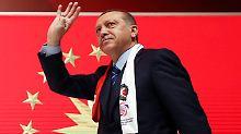 Person der Woche: Erdogan zieht die Migrationswaffe