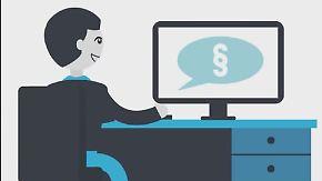 n-tv Ratgeber: Virtuelle Anwälte können Rechtsberatung vereinfachen