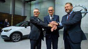 Gemeinsam an die Spitze: PSA will mit Opel den Automarkt erobern