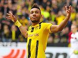 """So läuft's in der Königsklasse: BVB braucht """"Auba"""", Barça ein Wunder"""
