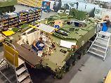 Panzerbau-Pläne: Rheinmetall drängt auf türkischen Markt