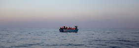 521 Tote im Mittelmeer bis März: Libysche Schlepper töten 22 Flüchtlinge