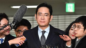 Samsung-Chef in Untersuchungshaft: Lee Jae Yong weist Korruptionsvorwürfe zurück