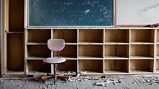Früher hatte Namie insgesamt neun Schulen.