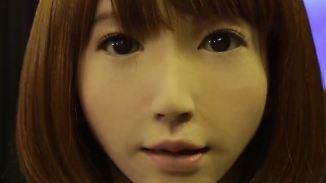 """n-tv Ratgeber: Erica ist """"der menschlichste Roboter der Welt"""""""
