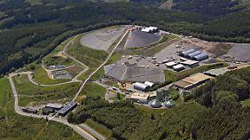 Heute ist die Deponie Leppe großenteils das Lehr- und Forschungszentrum Metabolon und ein Ausflugsziel.