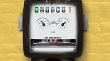 Intelligente Geräte: Versiebenfachen Stromzähler die Rechnung?
