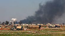 500 Menschen vom IS getötet?: Milizen entdecken Massengrab nahe Mossul
