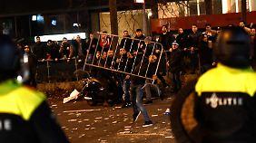 Ministerin abgeschoben, Konsulat dicht: Streit zwischen Türkei und Niederlanden eskaliert
