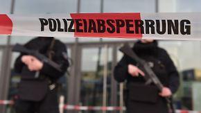 Terroralarm in Essen: Salafist soll hinter Anschlagplänen auf Einkaufszentrum stecken