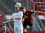 """2. Bundesliga im Überblick: """"Club"""" siegt wieder, FCK duselt und kriselt"""