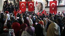 Deeskalation nicht in Sicht: Erdogan schimpft – Rutte bleibt hart