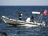 Der Tag: Tunesiens Küstenwache stellt Rekordmenge an Kokain sicher