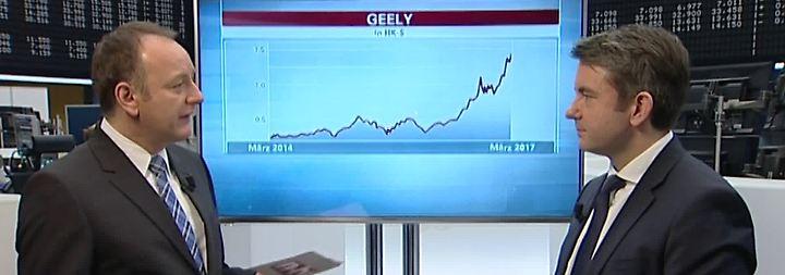 n-tv Zertifikate: Mischt Geely den Automarkt auf?
