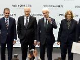 Kernmarke bleibt schwach: So viel verdienten VW-Vorstände 2016