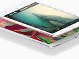 """Apple bereitet Event vor: Neue iPads zur Einweihung des """"Ufo""""?"""