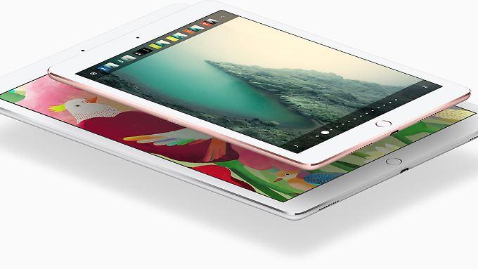Das neueste iPad Pro soll ein 10,5 Zoll großes Display haben.