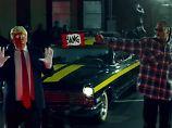 Wirbel um Musikvideo: Snoop Dogg schießt auf Donald Trump