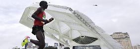 42,195 km in 119:59 Minuten: Marathonis wollen magische Marke knacken