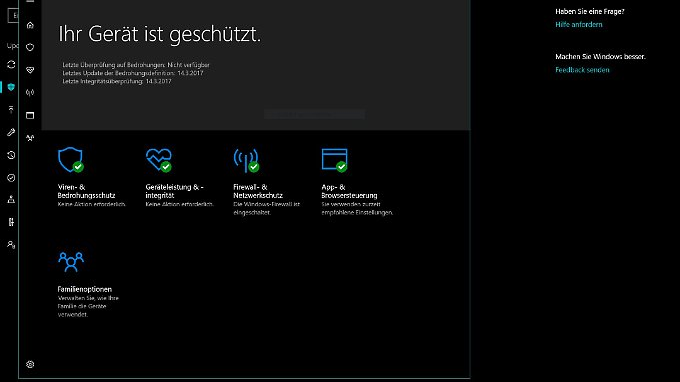 Microsofts kostenloser Windows Defender ist Herstellern von Anti-Virus-Software ein Dorn im Auge.