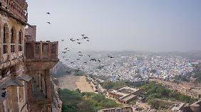 Ein mystischer Anblick in Jodhpur.