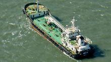 Am Horn von Afrika: Piraten kapern Öltanker