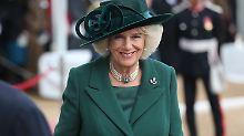 Die ewige Diana: Todestag überschattet Camillas Geburtstag