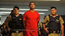 Der Fall Bruno spaltet Brasilien: Verurteilter Mörder gibt Profi-Comeback
