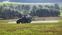 Augenschädigend und giftig: Glyphosat laut Experten nicht krebserregend