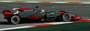 Und wer weiß, vielleicht überrascht Haas ja doch noch in der Saison.