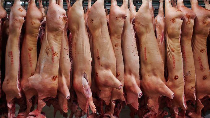 Woher kommen Fleisch und Gemüse? Lebensmittel sollen künftig rückverfolgbar sein - die EU-Staaten sollen mehr Kontrollen durchführen.