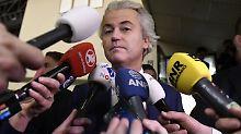 Rutte weist Wilders in Schranken: Rechts entlang zum Machterhalt