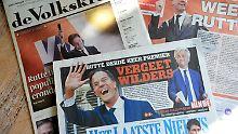 """Interview zur Niederlande-Wahl: """"Erdogan hat Rutte ein Geschenk gemacht"""""""