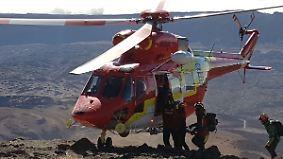 Seilbahn auf Teneriffa steckt fest: Mehr als Hundert Menschen am Teide gefangen