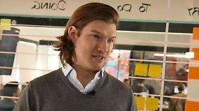 Startup News: N26-Mitbegründer Stalf über die Idee von Smartphone-Banken