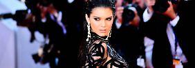 Zweites Opfer nach Schwester Kim: Schmuckdiebe rauben Kendall Jenner aus