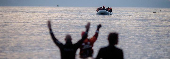 Immer neue Provokationen: Türkei droht EU mit Ende des Flüchtlingsdeals