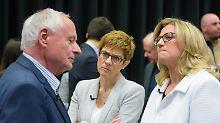 Umfragen vor der Landtagswahl: Saarland erwartet Kopf-an-Kopf-Rennen