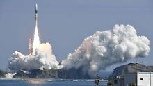 Satellit beobachtet Nordkorea: Japan erneuert Spionage-Technik im All