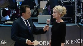 "Sandra Navidi, BeyondGlobal: Merkel sollte bei Treffen mit Trump ""hart bleiben"""
