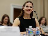 """Armut ist still!"": Jennifer Garner vor dem US-Kongress"
