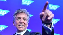 Der Börsen-Tag: SAP will Wut über Mega-Gehalt vorbeugen