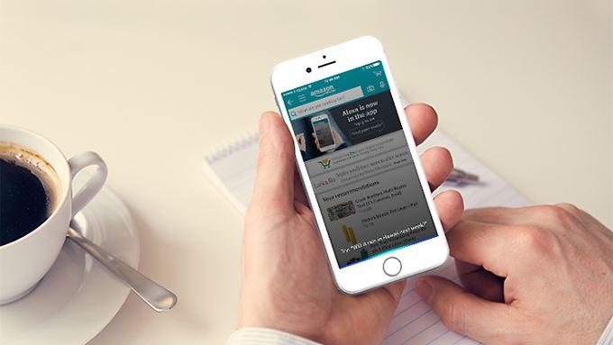 Alexa kann jetzt übers iPhone auch Kaffeemaschinen einschalten.