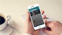 Ob Siri das gefällt?: Alexa schleicht sich aufs iPhone