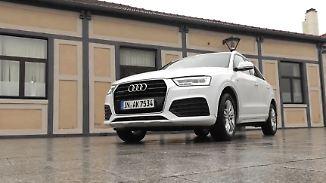 Diesel oder Benziner?: Audi Q3 stellt sich dem Verbrauchsvergleich