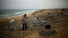 Reaktion auf Raketenbeschuss: Israel fliegt Vergeltungsangriff in Gaza