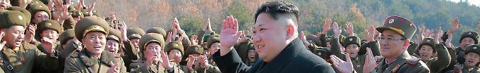 Der Tag: 20:51 USA: Nordkorea zu neuem Atomtest bereit