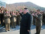 "Kim sieht ""historischen Sieg"": Nordkorea testet neuen Raketenantrieb"
