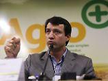 """Der Exekutivsekretär des brasilianischen Agrarministeriums, Eumar Novacki, spricht über die Operation """"Carne Fraca""""."""