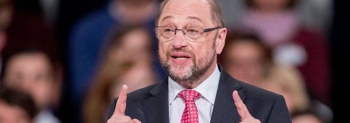 """Martin Schulz im n-tv Interview: """"100 Prozent sind auch eine Verpflichtung"""""""